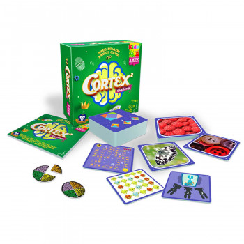 Coolplay drustvena igra Cortex Kids 2 - Zeleni