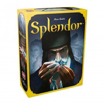 Coolplay drustvena igra Splendor