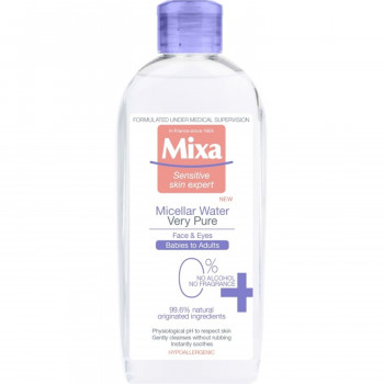 Mixa micelarna voda very pure 400ml