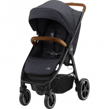 Britax Romer kolica B-Agile R BlackShadow, brown