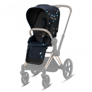 Cybex navlaka za Priam Jewels of Nature dark blue