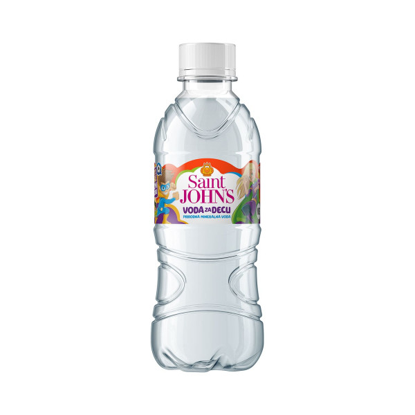 Saint Johns kids voda 0.33l