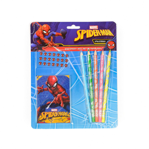 Kids Licensing,set,(5 bojica),Spiderman