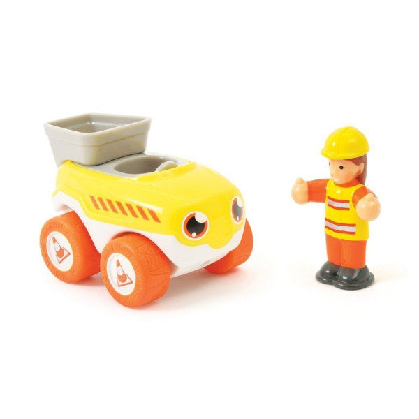 Wow igračka mini Jax the Dump Truck