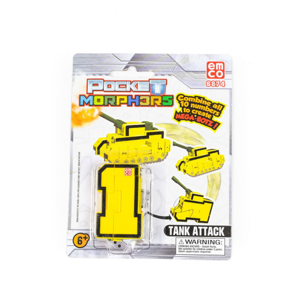 Pocket Morphers igračka broj 1