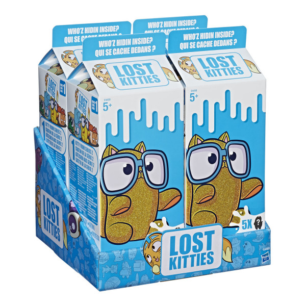 Lost kitties multipack 5 kom