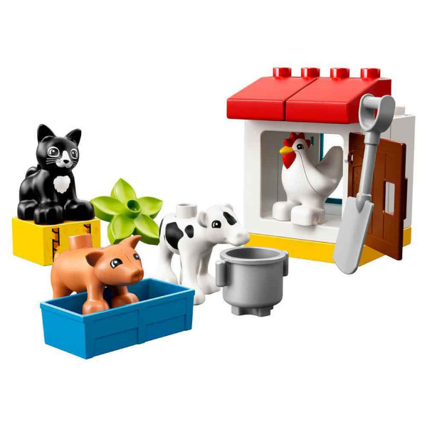Lego duplo farm animals