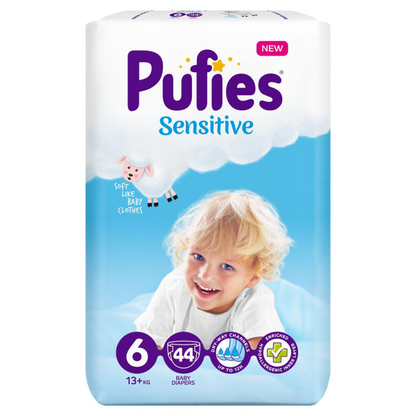 Pufies pelene sensit.MP 6 XL extr.large 13kg 44kom