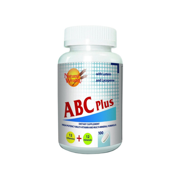 Natural Wealth ABC PLUS tablete a100