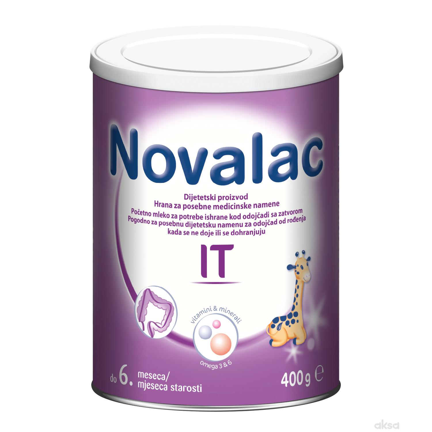 Novalac mleko IT 400g