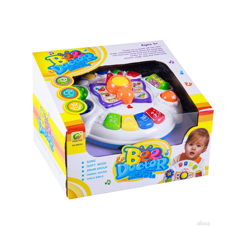 Hk Mini igračka edukativni sto