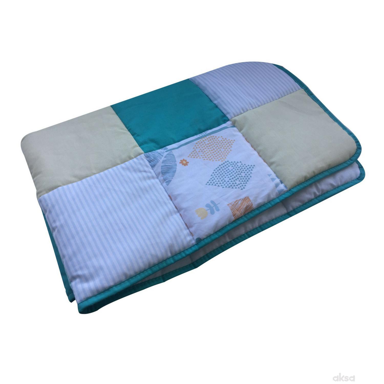 Baby Textil jorgan Patchwork ,80X120CM