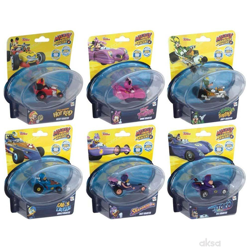 Disney Racers Mini Vozilo
