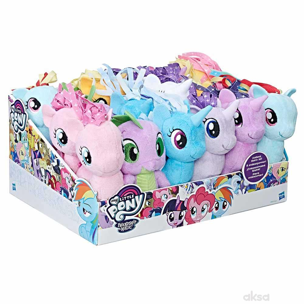 My little pony mali pliš