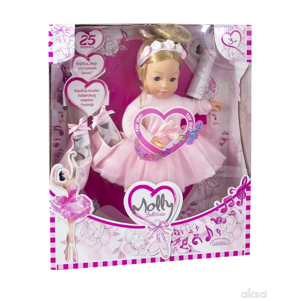 Bambolina Molly Balerina Sa Preko 100 Reci
