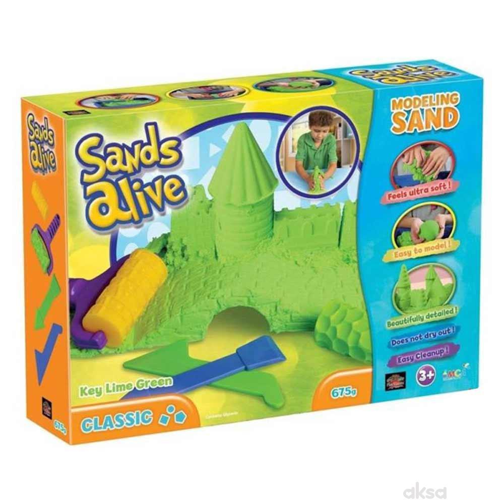 Sands Alive Zeleni