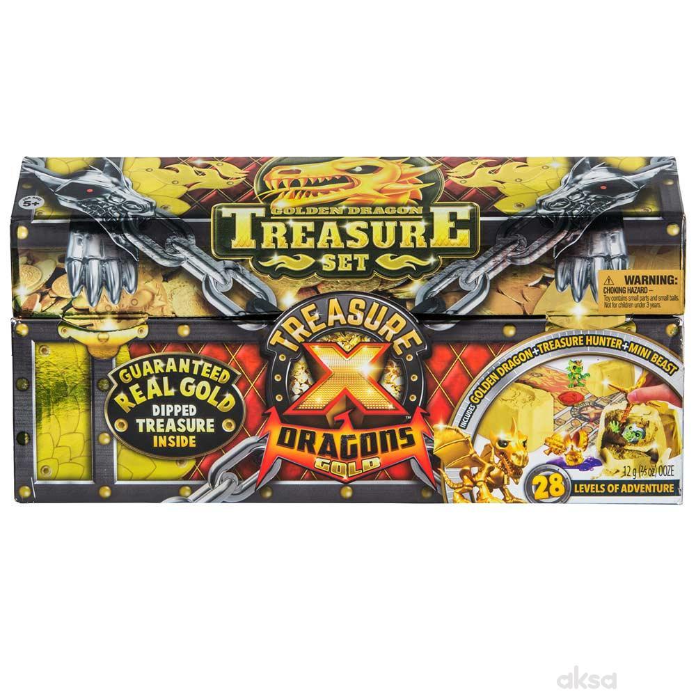 Treasure X 3 kom