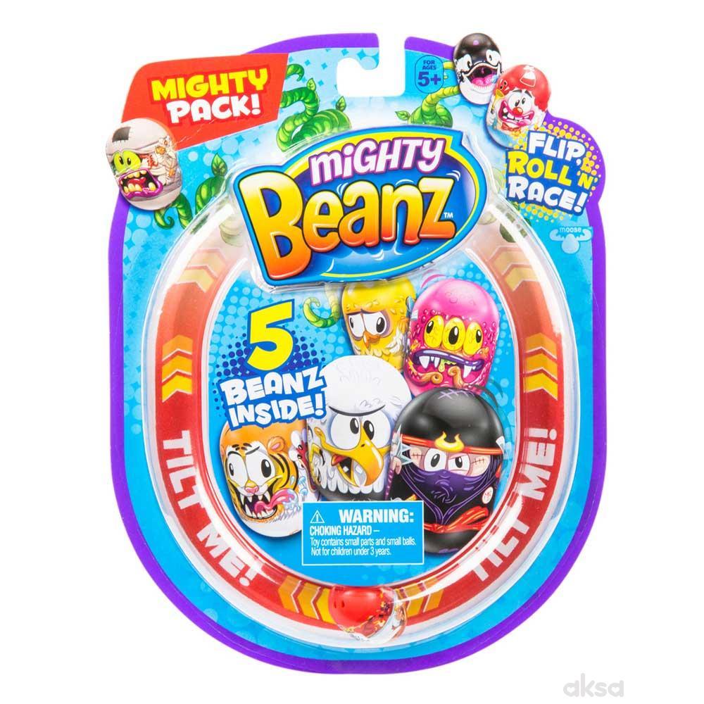 Mighty beanz mighty 5 kom