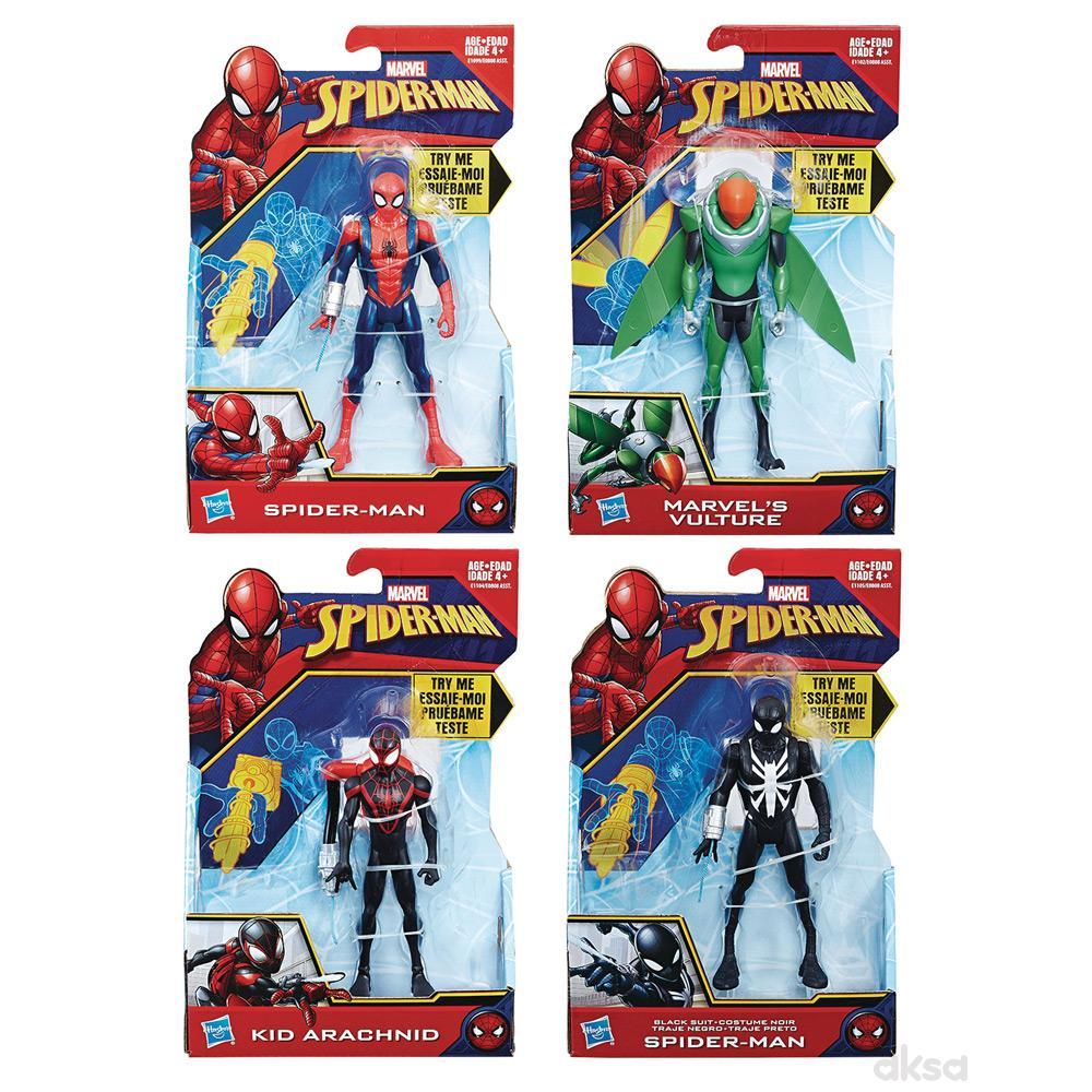 Spiderman akciona figura asst
