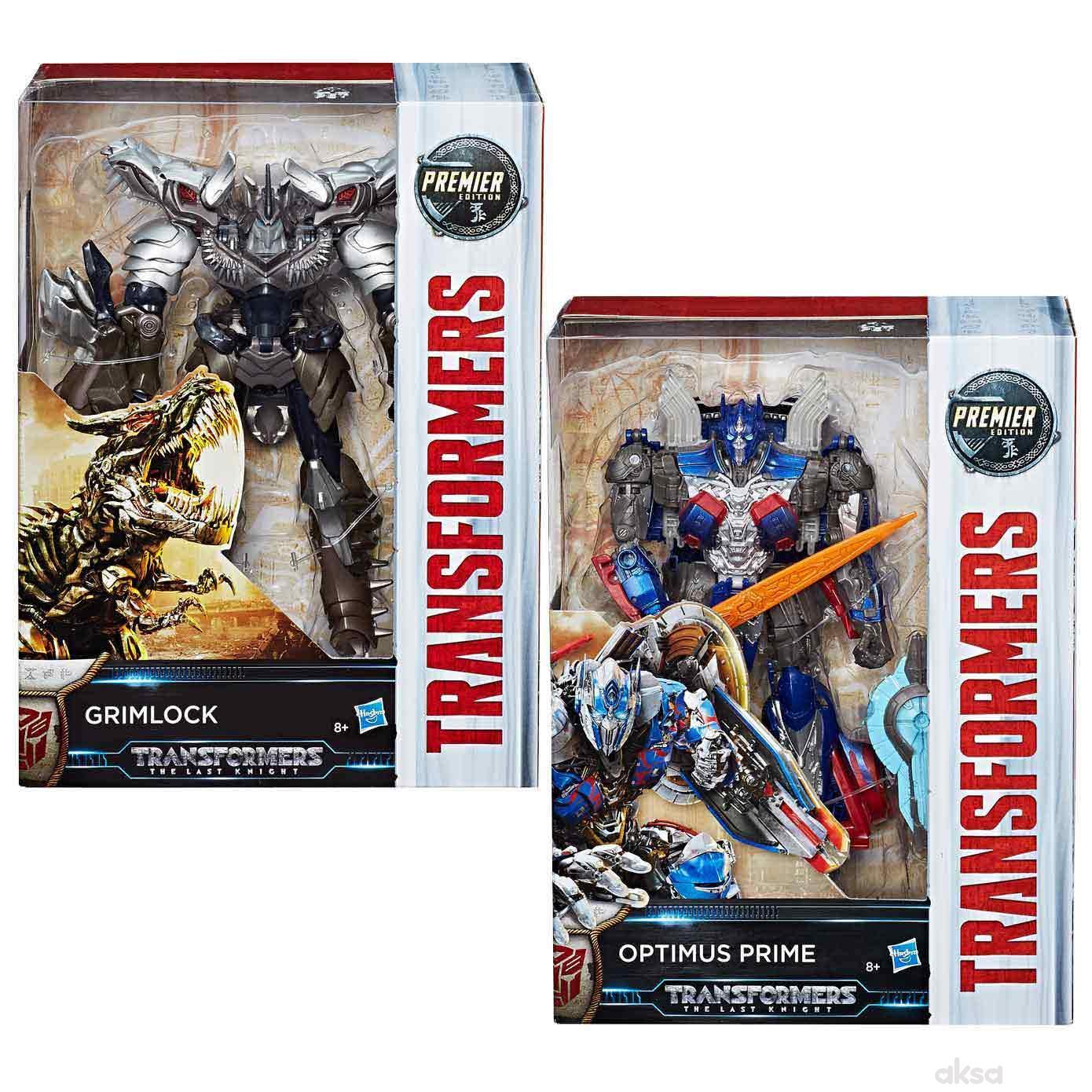 Transformers premier voyager