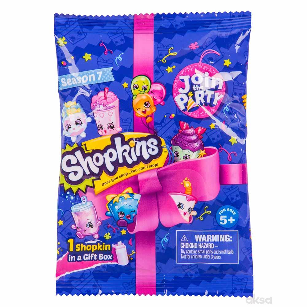 Shopkins kesica