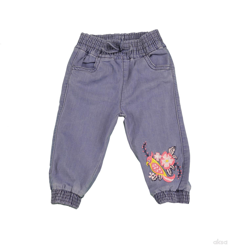 Lillo&Pippo teksas pantalone,devojčice