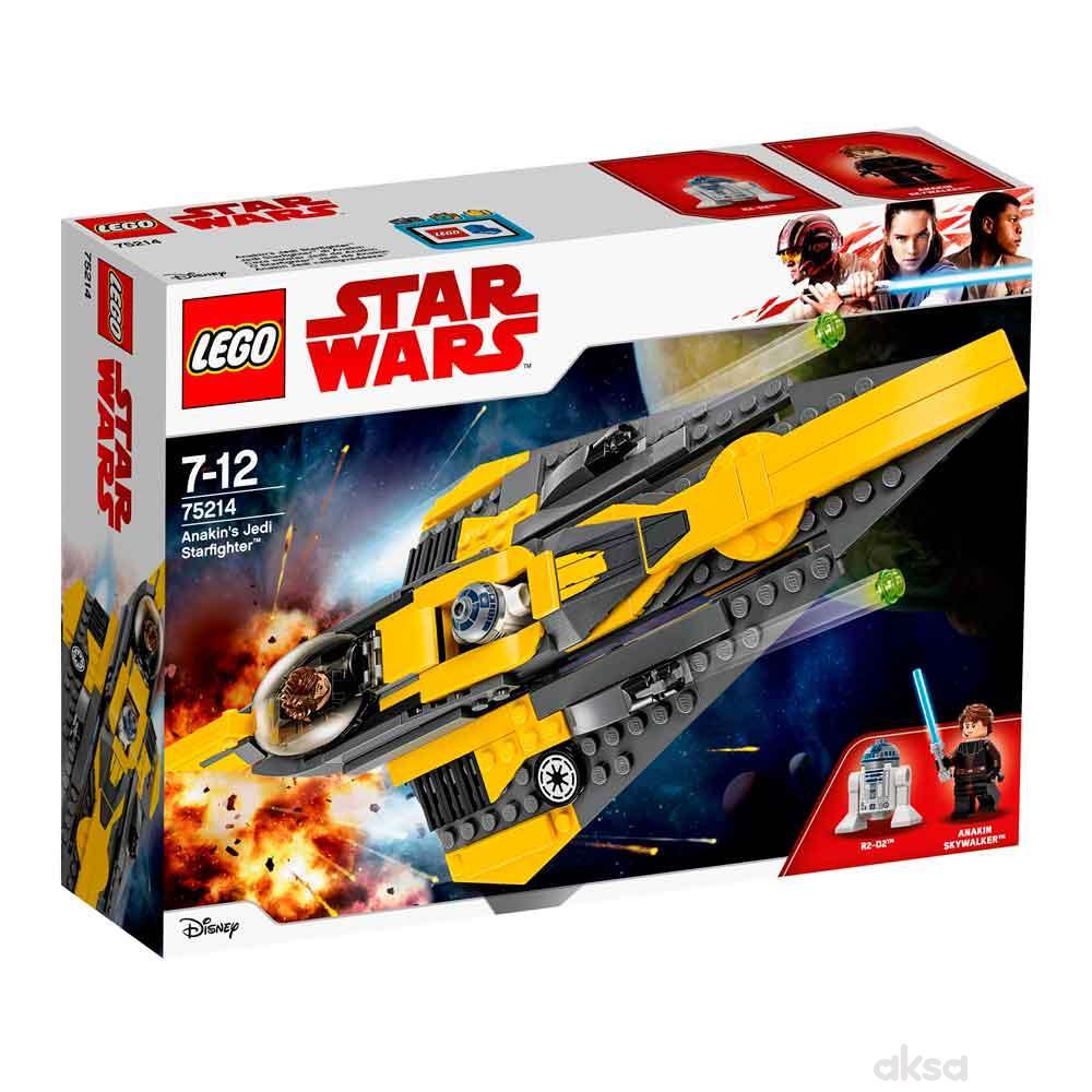 Lego Star Wars Anakin S Jedi Starfighter