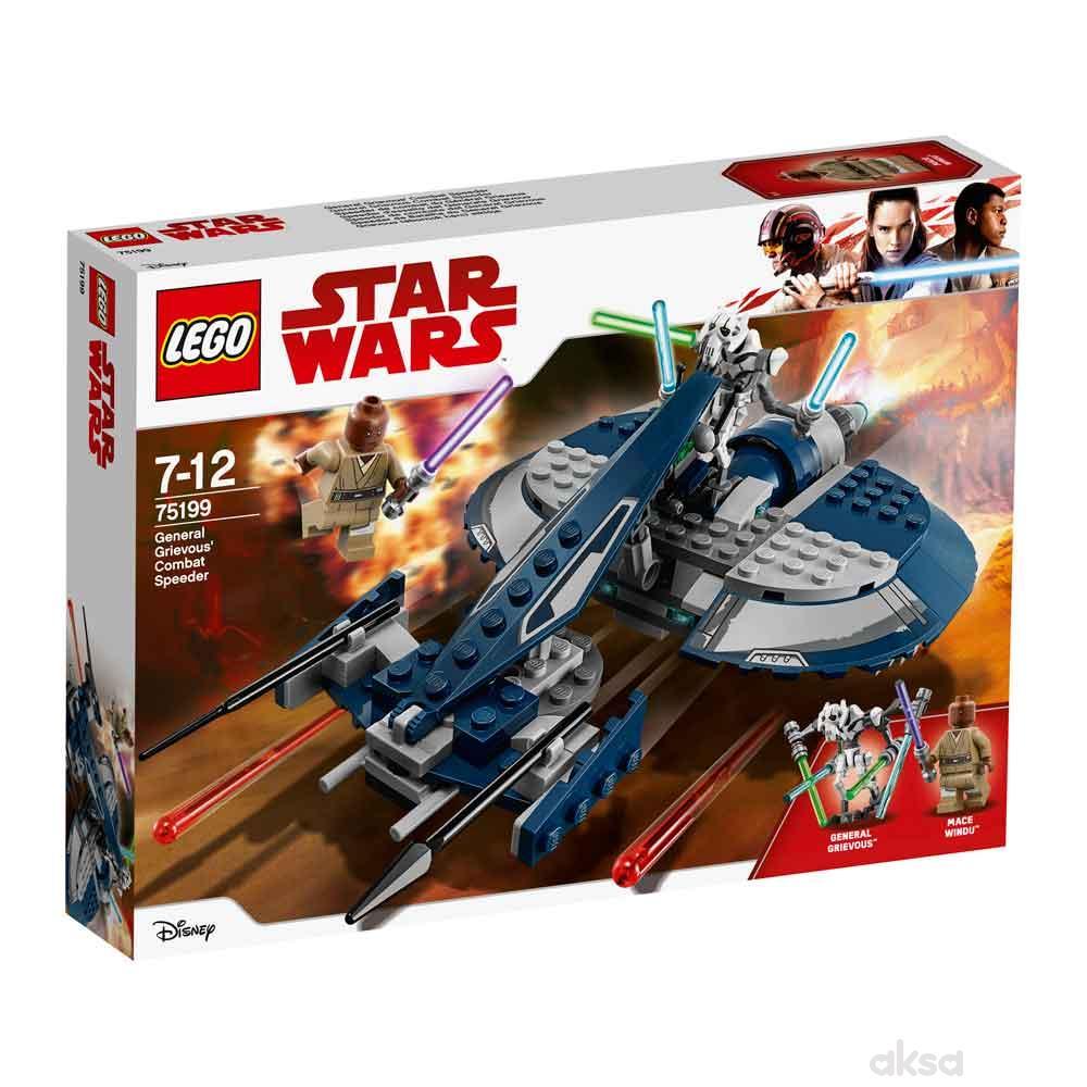 Lego Star Wars General Grievous C. S.