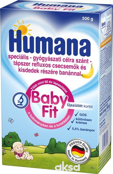 Humana Baby Fit 500g