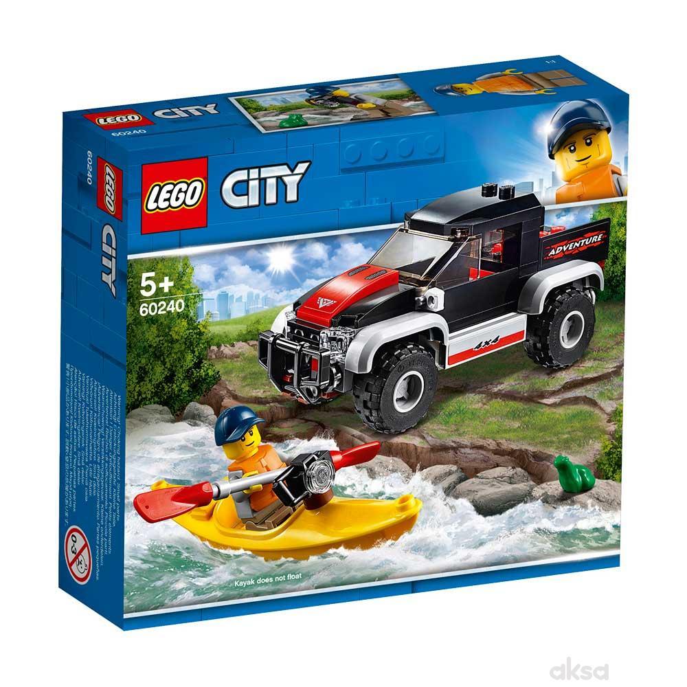 Lego City Kayak Adventure