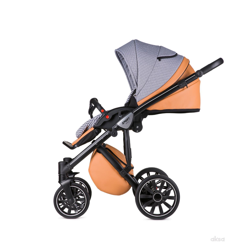 Anex trio sistem (kolica+nosiljka+auto sedište) Sport  sport foxy