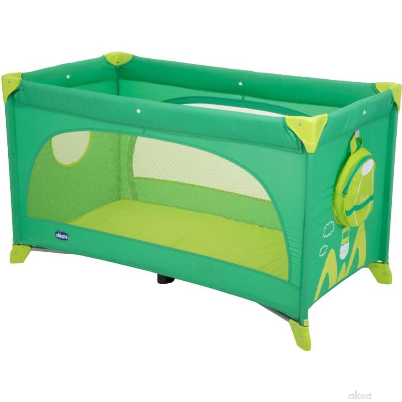 Chicco prenosivi krevetac Easy Sleep  green jam