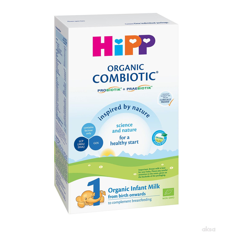 Hipp mleko combiotic 1 300g