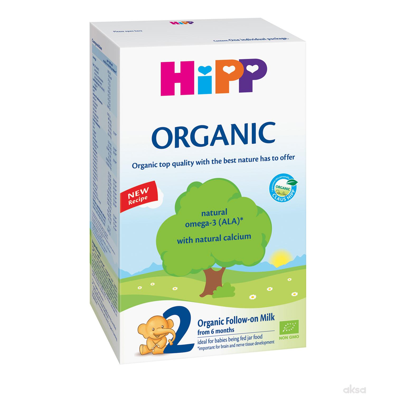 Hipp mleko organic 2 300g