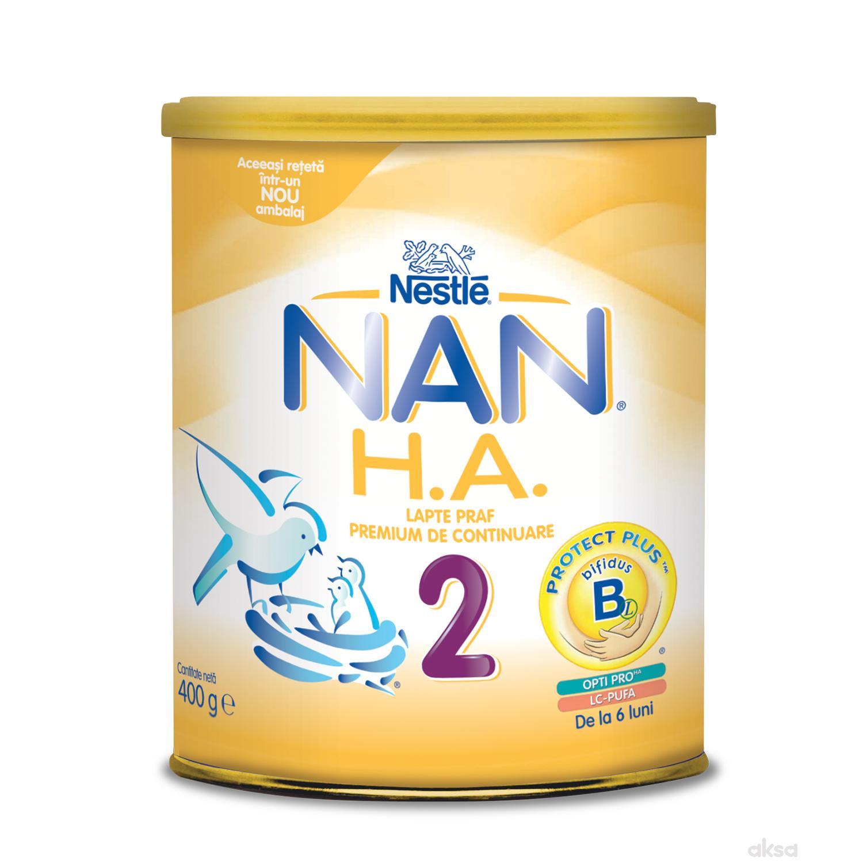 Nestle mleko nan ha 2 400g
