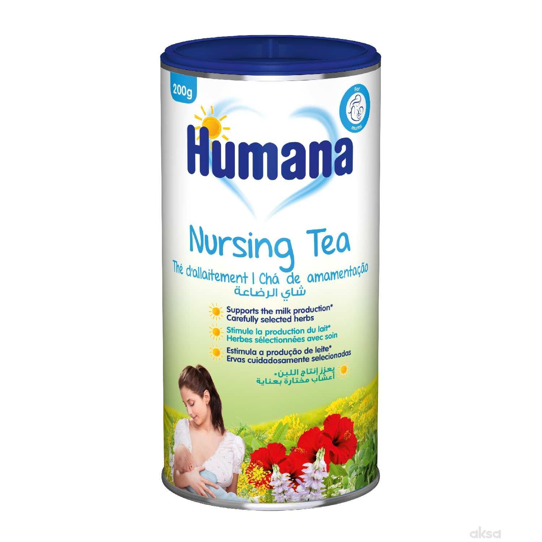 Humana čaj za Dojilje i trudnice 200g,