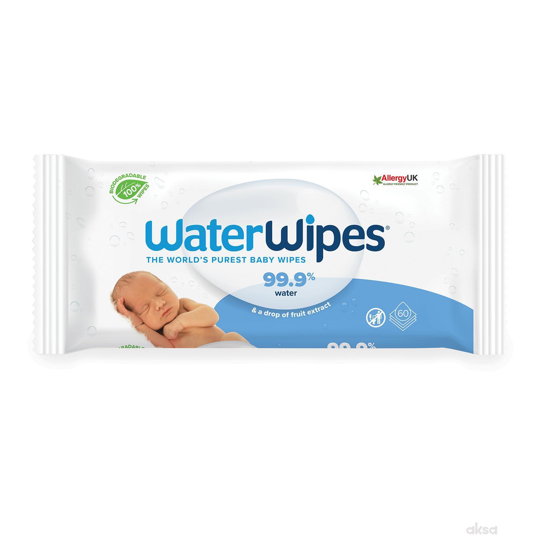Waterwipes vlažne maramice 60 komada