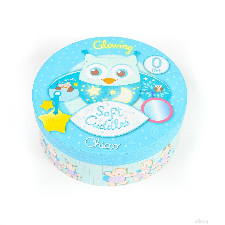 Chicco viseća igračka za krevetac Sova