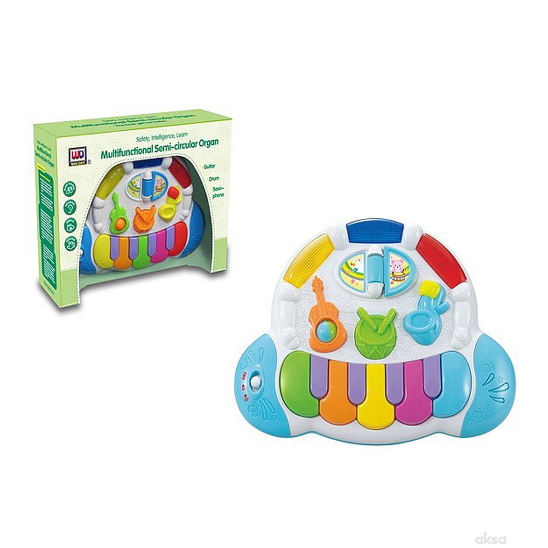 Qunsheng Toys, igračka bebi klavijatura