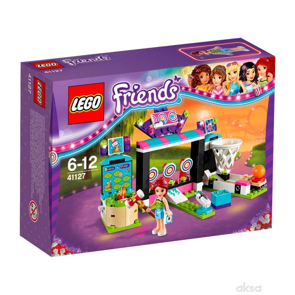 Lego friends amusement park arcade