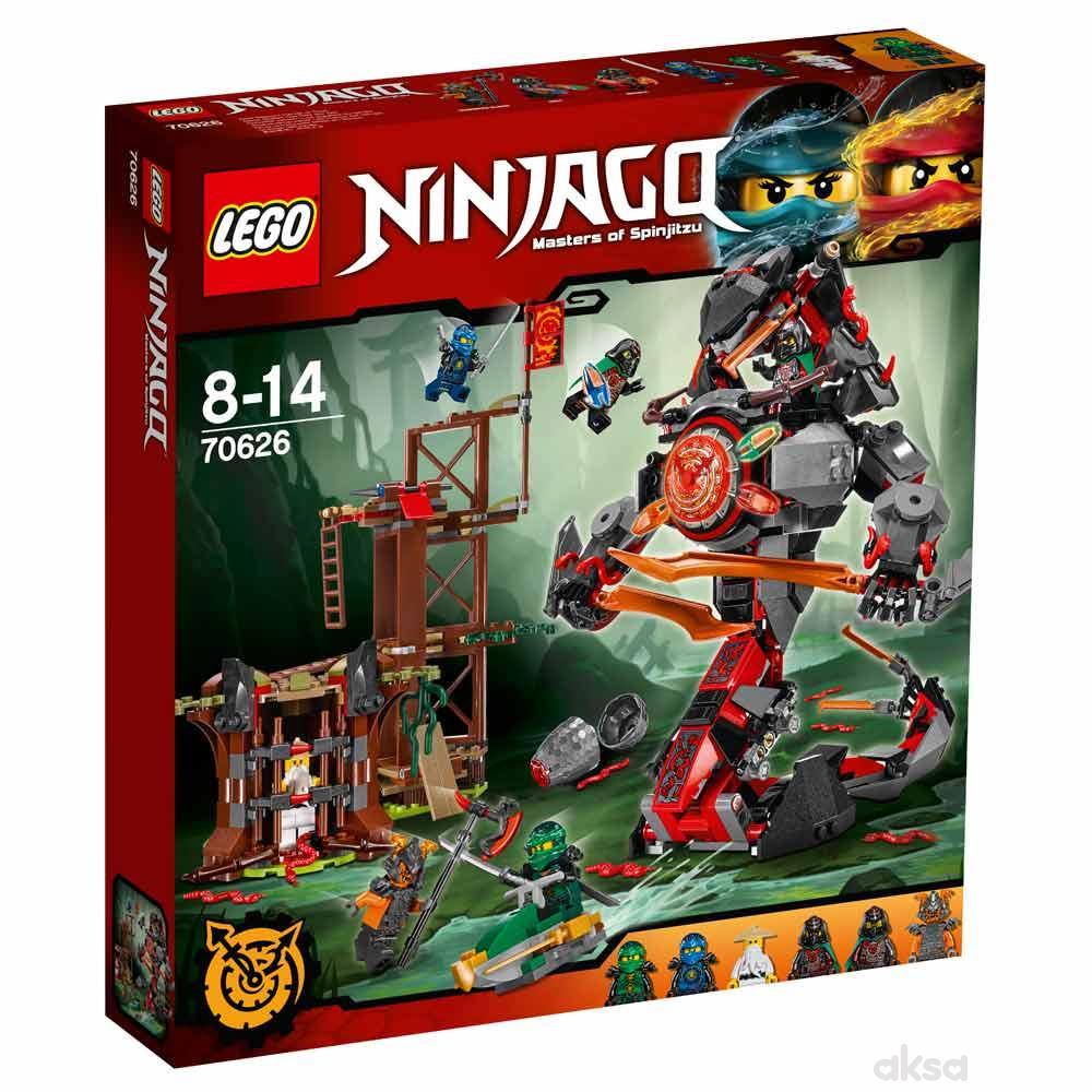 Lego Ninjago dawn of iron doom
