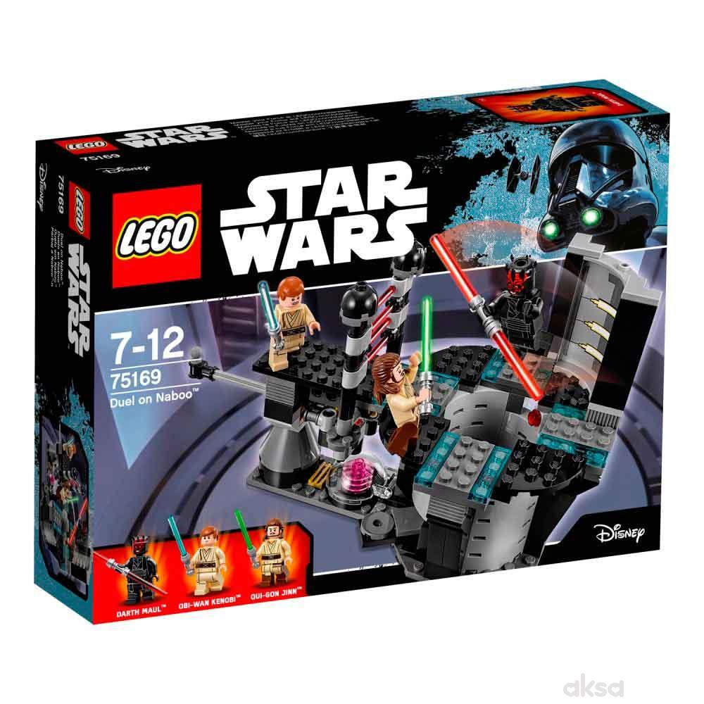 Lego Duel on Naboo