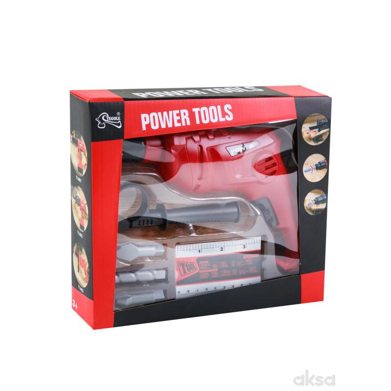 HK Mini igračka bušilica na baterije