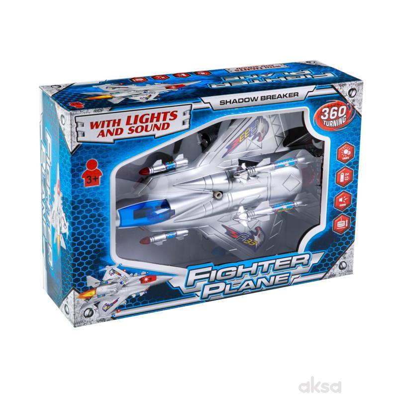 Hk Mini igračka borbeni avion na baterije