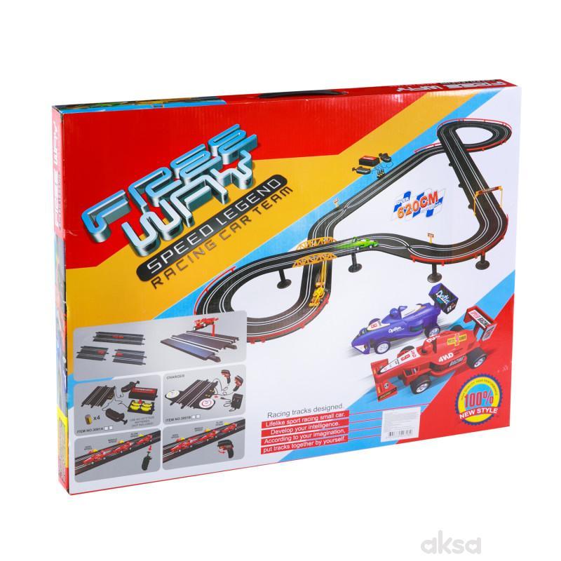 HK Mini igračka super staza