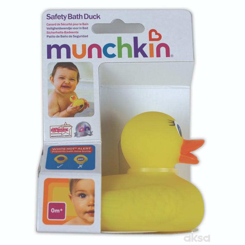 Munchkin igračka termoosetljiva patkica za vodu