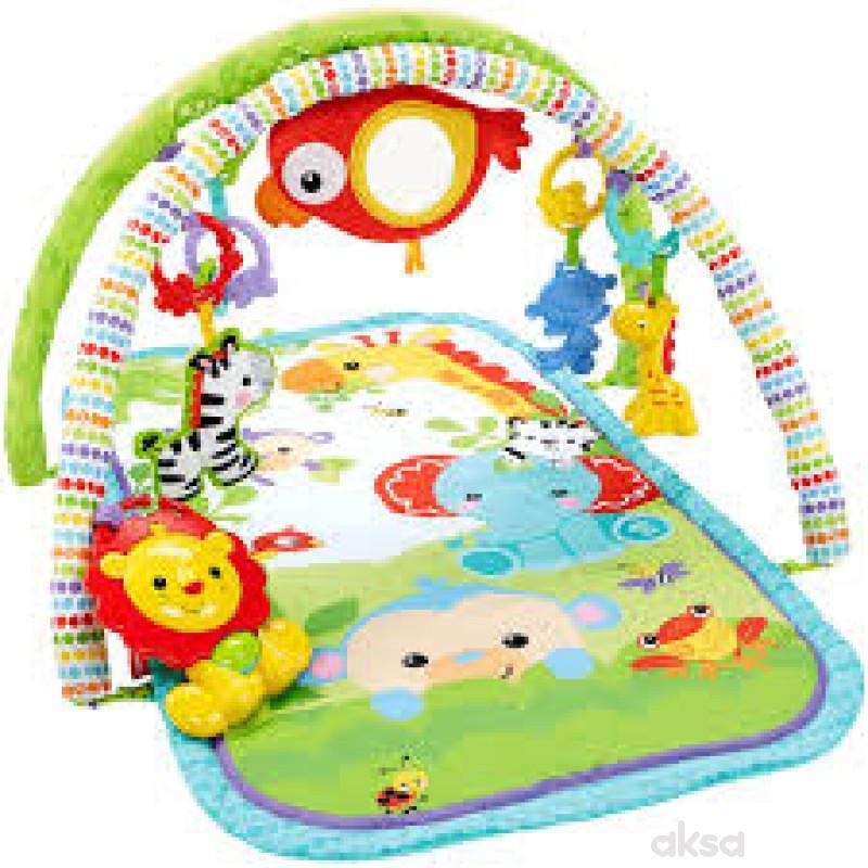 Fisher Price gimnastika za bebe drugari iz prašume