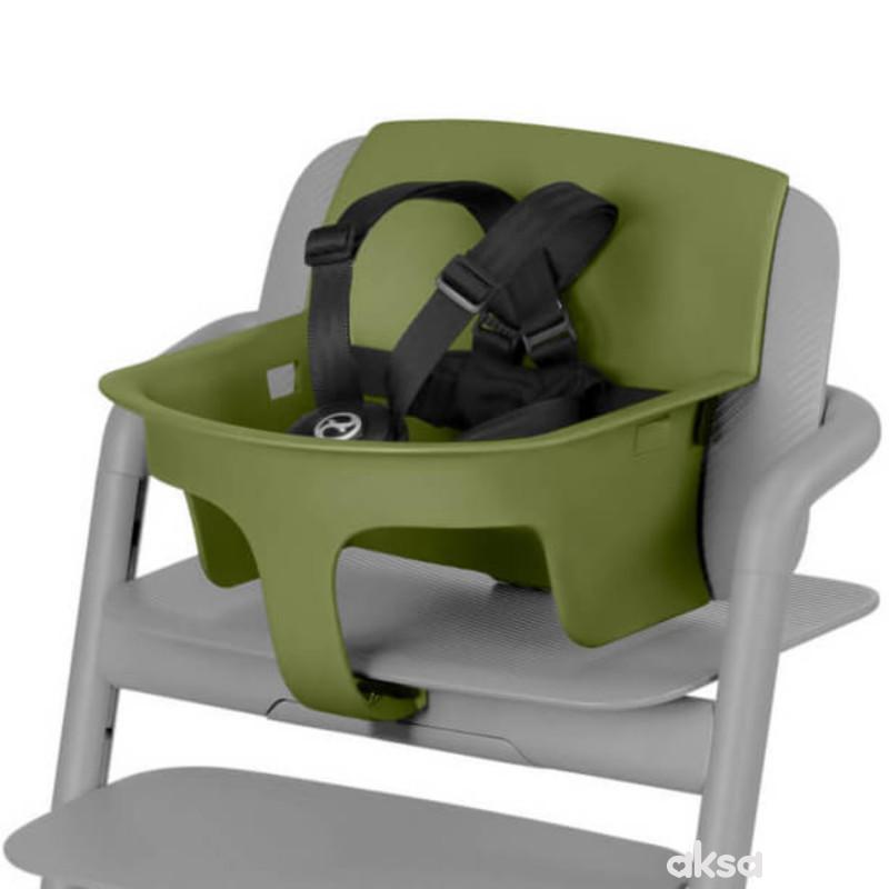 Cybex jastuče za hranilicu LEMO green