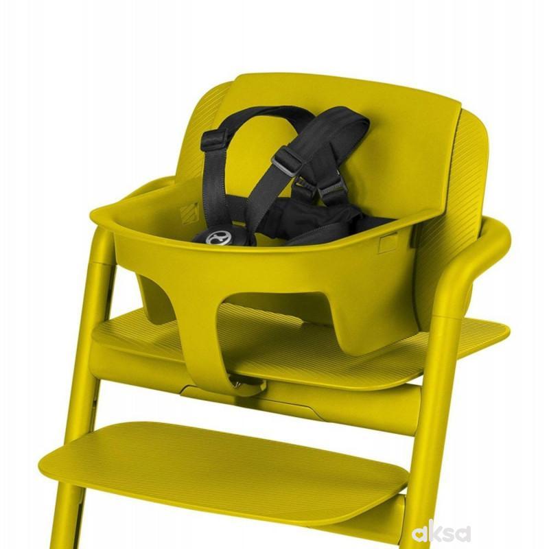 Cybex jastuče za hranilicu LEMO yellow