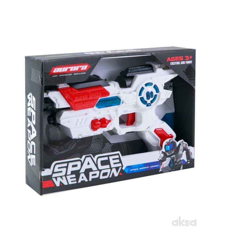 HK Mini igračka space pištolj